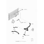 Патрубки (FWD) передний привод