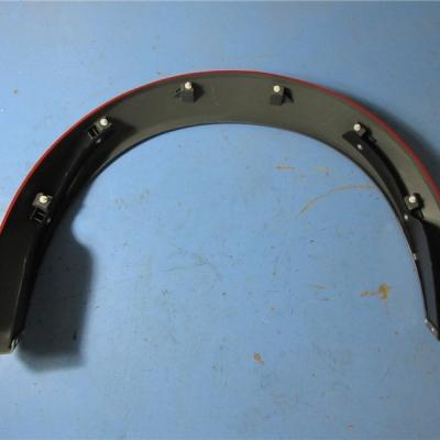 накладка крыла (расширитель арки) левая внешние элементы  для Форд Транзит