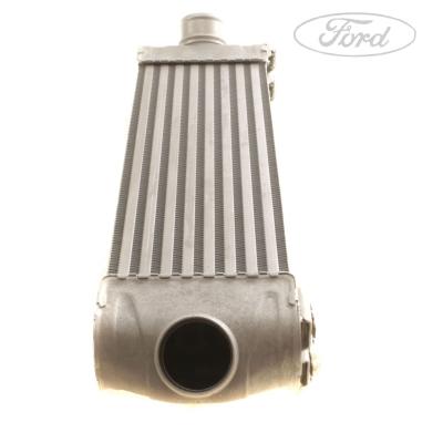 интеркулер турбина  для Форд Транзит