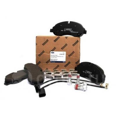 колодки тормозные передние 14- rwd drw тормозная система  для Форд Транзит