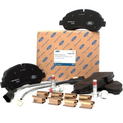 колодки тормозные задние 14- drw тормозная система  для Форд Транзит