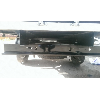 задний бампер (задняя поперечина) внешние элементы  для Форд Транзит
