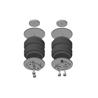 комплект пневмоподвески пежо боксер /ситроен джампер / фиат дукато (усиленные подушки 178 мм) пневмоподвеска  для Форд Транзит