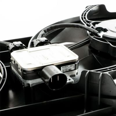 диффузор радиатора fwd +ac внешние элементы  для Форд Транзит