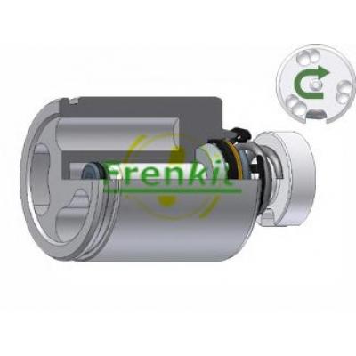 поршень суппорта е460 r(с механизмом) тормозная система  для Форд Транзит