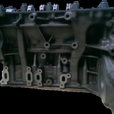 шорт блок 2.2 передний привод (euro4) двигатель в сборе  для Форд Транзит