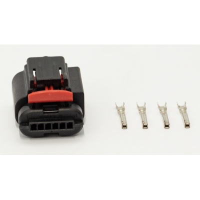 разъем датчика maf (с пинами) электрика  для Форд Транзит