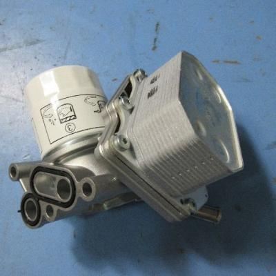 масляный теплообменник смазка двигателя  для Форд Транзит