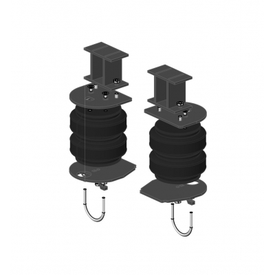 комплект пневмоподвески газель некст задний привод (усиленные подушки 178 мм) пневмоподвеска  для Форд Транзит