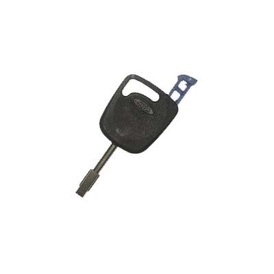 заготовка ключа форд транзит (под чип) замки/ключи/ролики  для Форд Транзит