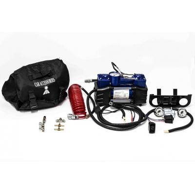 система управления двухконтурная (с компрессором) пневмоподвеска  для Форд Транзит