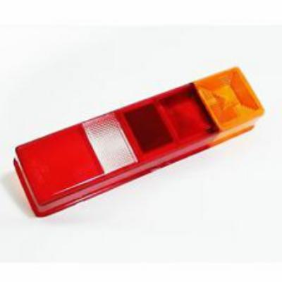 Фонарь задний шасси 00-13 (стекло) L/R