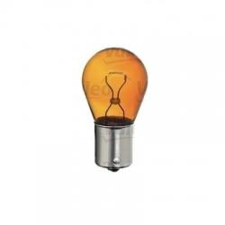 Лампа желтого цвета