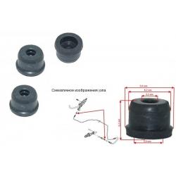 Кольцо уплотнительное трубки сцепления