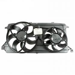 Диффузор радиатора FWD +AC