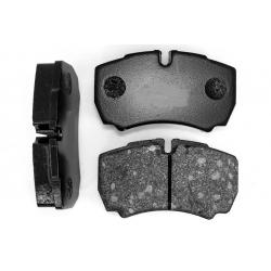Колодки тормозные задние 06- RWD MAXI