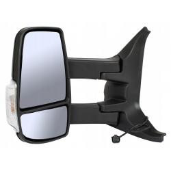Зеркало в сборе (14-н.в.) LH ELEKTR LONG