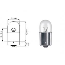 Лампа габаритного света (задний фонарь)