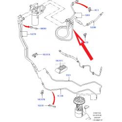 Магистраль топливная фильтр-ТНВД 2.4