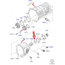 Сальник хвостовика КПП МТ75